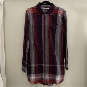 VOLCOM Long Shirtdress